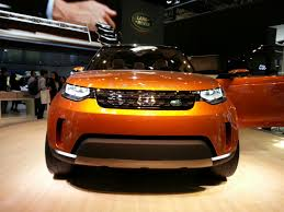 land rover chinese land rover discovery vision concept beijing live