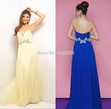 gown bridesmaid picture more detailed picture about royal blue
