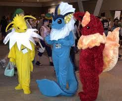 Eevee Halloween Costume Eevee Evolutions Chaoskomori Deviantart