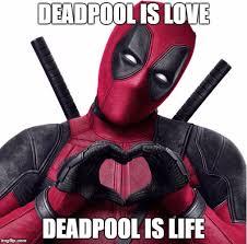 Deadpool Meme Generator - deadpool heart meme generator imgflip
