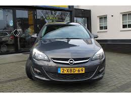 used opel astra sports tourer 1 6cdti design edition for sale at