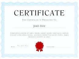 powerpoint certificate template free download gavea info