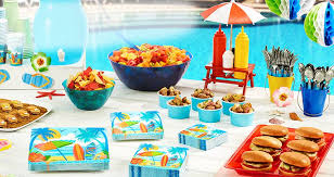 Patio Party Decorations Summer Party Supplies Summer Party Decorations Party City