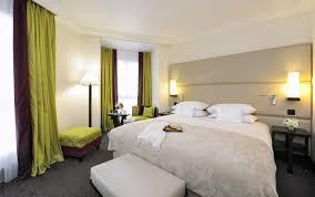 hotel geneve dans la chambre hotel