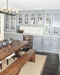 kitchen servers furniture dining room wooden hutch with rustic dining room table also