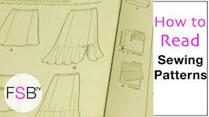 Sewing Machine Parts Diagram Worksheet Reading A Sewing Pattern Worksheet Youtube