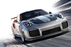 porsche 911 rs porsche 911 gt3 rs facelift for 2018 more power more pedals by
