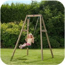 plum kids backyard outdoor wooden swing set 2 03m buy swing sets