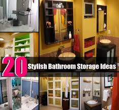 bathroom tidy ideas 20 stylish bathroom storage ideas to your bathroom look