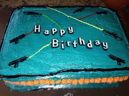 18 best laser tag cake ideas images on pinterest laser tag