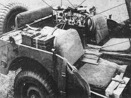 army jeep ww2 wireless set no 22