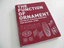 the function of ornament if you read the title imagine the