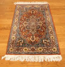 Indian Area Rugs Indian Heriz Hand Woven Area Rug By Royal Jahan Ebth