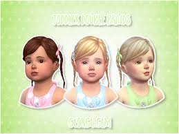 childs hairstyles sims 4 georgiaglm