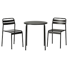 Modern Bistro Chairs Get A Spot In Your Garden Or Patio By Decorating An Ikea