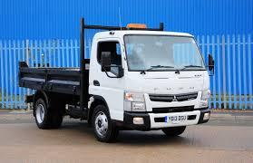mitsubishi truck canter mitsubishi fuso canter 7c15 2013 13 7 5 ton dropside tipper