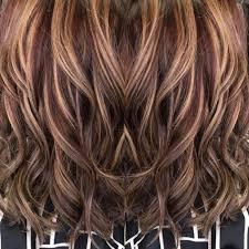 red brown hair with caramel highlights hairs pinterest red
