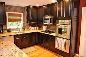 cool kitchen design ideas with black kitchen cabinets 1903