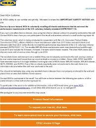 www ikea usa com ikea important ikea safety notice milled