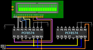 using an i2c lcd display with a raspberry pi rototron