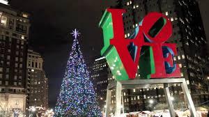 so many lights christmas village in philadelphia youtube