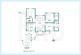 Floor Plans For Houses In India by 2000 Sq Feet Contemporary Villa Plan And Elevation Kerala Home