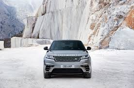 jeep range rover 2018 styling size up 2018 range rover velar vs the competition