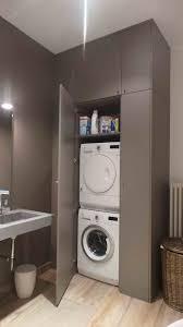 cuisine avec machine à laver lave linge seche linge avec meuble seche linge ikea great meuble de
