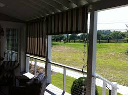 for this west facing patio these pull up shades i think made by