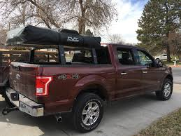 Ford F150 Truck Tent - anyone mount a rooftop tent page 4 ford f150 forum
