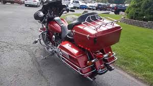 2004 harley davidson electra glide classic motorcycle youtube