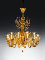 Murano Glass Lighting Pendants by Doge 12 L Murano Glass Pendant Light Idd