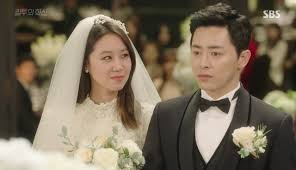 wedding dress korean sub indo jealousy incarnate episode 24 dramabeans korean drama
