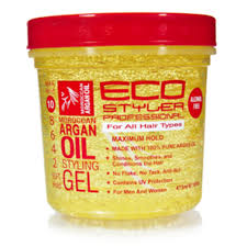 gel argan hairlicious eco styler moroccan argan styling gel 24oz