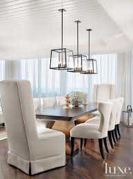 creative of rectangular light fixtures for dining rooms