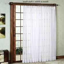 sliding glass doors curtains adjustable 12 to 20 foot patio door curtain rod adjustable curtain