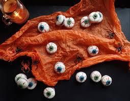 halloween eyeball macarons domu blog