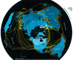 Undersea Cable Map Techno Tuesday The Internet U0027s Secret Undersea World Snowbrains
