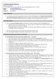 Best Electrical Engineer Resume by Yuvraj Singh Electrical Engineer Resume With 2 9 Years Exp