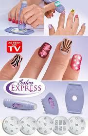 salon express nail art stamping kit end 4 24 2018 8 43 am
