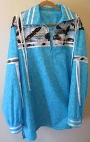 ribbon shirt american indian regalia traditional black turquoise ribbon
