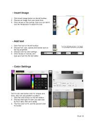 youidraw painter user guide online paint tool