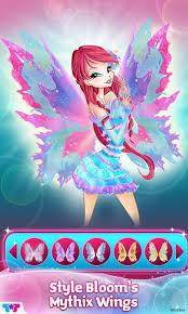 winx club mythix fashion wings 1mobile