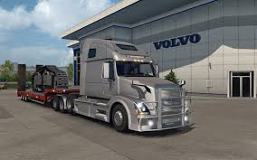 volvo truck 2017 volvo vnl 670 v1 5 3 by aradeth ets v1 28 truck mod euro truck