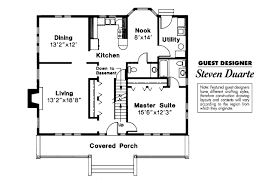 craftsman floor plans craftsman house plans alhambra 41 001 associated designs