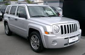 jeep jeep patriot wikipedia