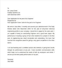 job application covering letter cover letter examples template