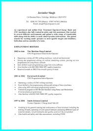 resume template with picture resume for cnc machinist resume for machinist cover letter