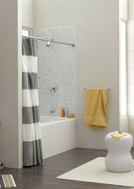 american standard press behind the shower curtain new research distinguished by its sleek linear design the bath shower trim leverages the american standard trimendous universal valve technology