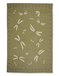 Dragonfly Outdoor Rug Area Rugs Indoor Outdoor Dragonfly Rug Orvis
